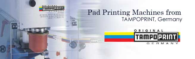 Tampoprint Pad Printing Machines