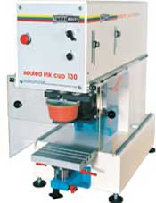 Spinks India :: high quality pad printing machines- SIC 130 from